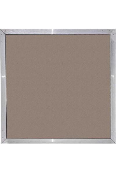 Gümüş Alçıpan Müdahale Kapağı Revizyon Kapağı 30X30