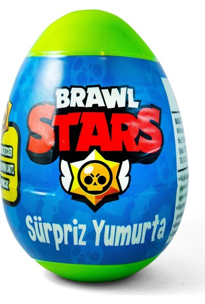 Başel Brawl Stars Sürpriz Yumurta