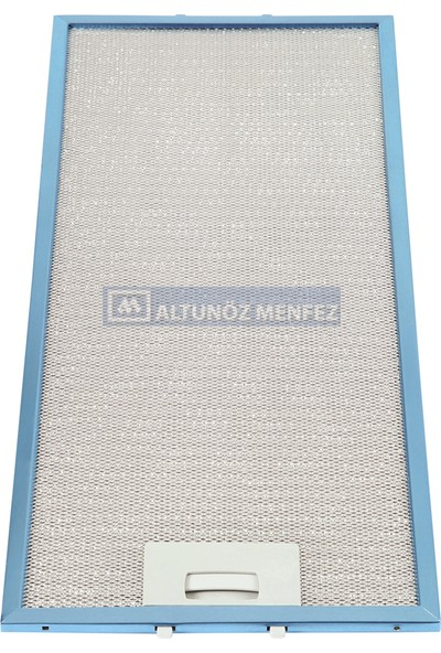 Altunöz Aspiratör Yağ Filtresi Kumtel-Silverline 20,5X47,8CM