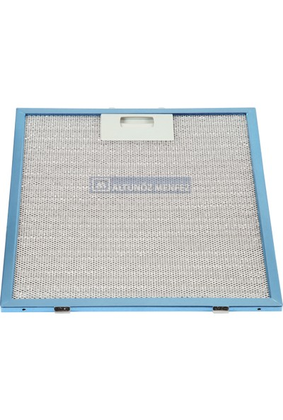 Altunöz Aspiratör Yağ Filtresi Bosch-Beko-Arçelik-Siemens-Vestel 26,2X25,3CM