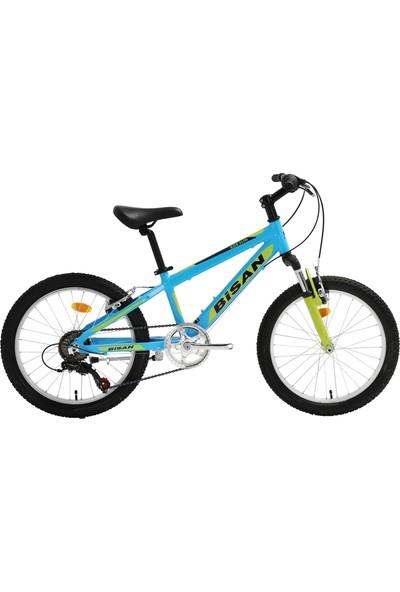 Bisan Kdx 2600 Çocuk Bisikleti 2020 Üretim 20 Jant Mavi