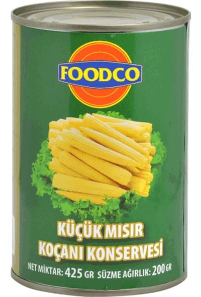 Foodco Küçük Mısır Koçanı Baby Corn 425 gr