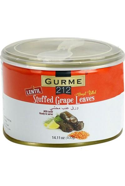Gurme212 Yaprak Sarma Mercımek 400 gr