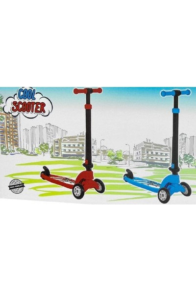 Pilsan Cool Scooter Mavi