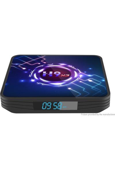 Transpeed H9 X3 Android 9.0 8k 4K Tv Box 4gb Ram 32GB Rom