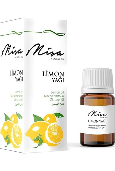 Mişa Limon Yağı 20 ml