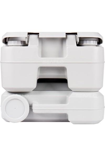 Seaflo Portatif Tuvalet 10 Litre