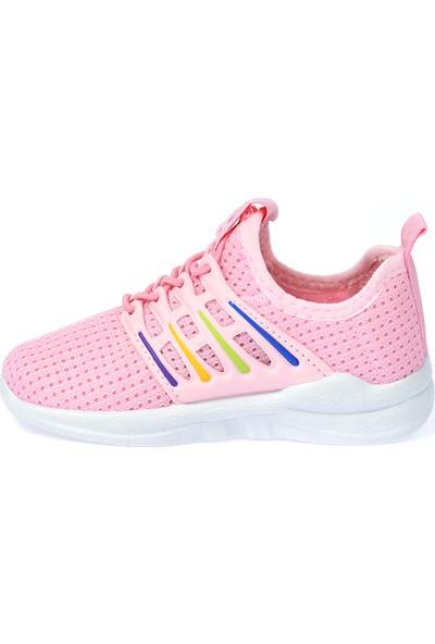 Gezer 02921-22 Günlük Fileli Kız - Erkek Çocuk Spor Ayakkabı