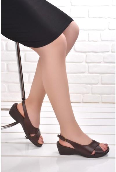 Ceyo 9922 Günlük Anatomik Kadın Sandalet Terlik