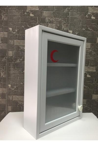 Hiç Dükkan Ecza Dolabı-Pvc Dekoratif