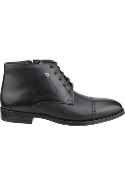 Pierre Cardin 1195861 Günlük % 100 Deri Erkek Kauçuk Bot Ayakkabı