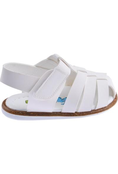 Kiko Şb 2321-29 Erkek Çocuk Ilk Adım Sandalet Terlik