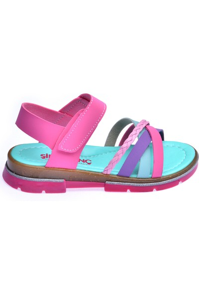 Kiko Şb 2469-78 Kız Çocuk Sandalet Terlik