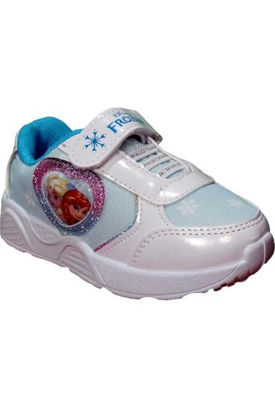 Frozen Nelda.p 100501050 Beyaz Kız Çocuk Spor Ayakkabı