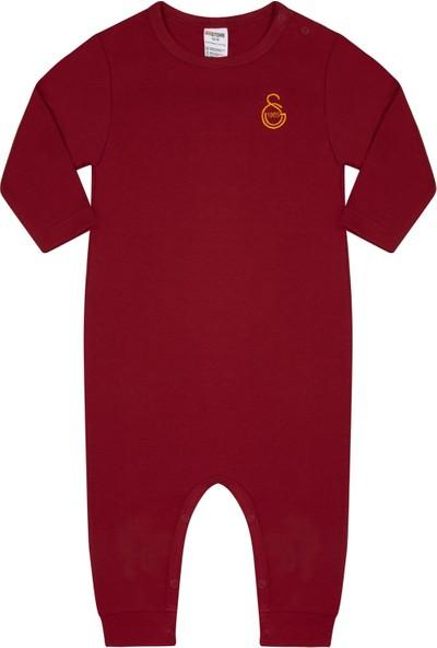 Galatasaray Lisanslı Bebek Tulum