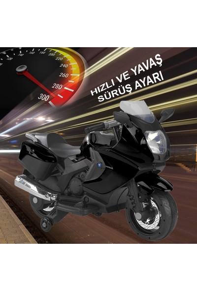 Baby2go 2090 Speed Akülü Motor Siyah 12V