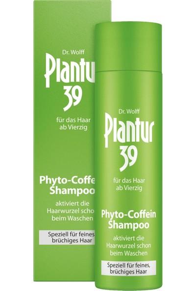 Plantur 39 Caffeine Shampoo- İnce Ve Zayıf Saçlar İçin 250 ml