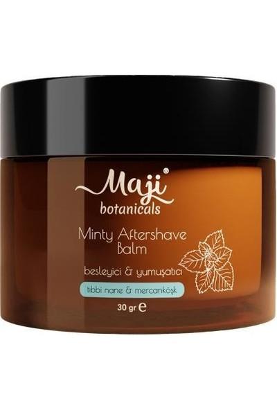 Maji Botanicals After Shave Tıraş Sonrası Yüz Bakım Balmı 30 gr