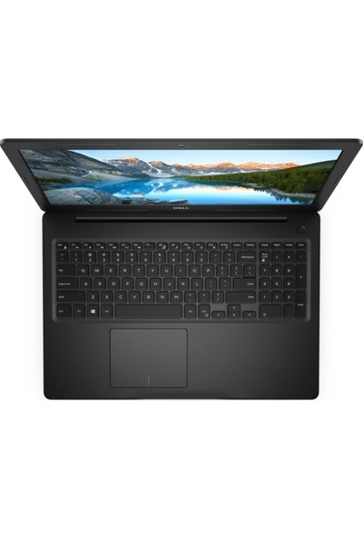 "Dell Inspiron 3593 Intel Core i7 1065G7 16GB 256GB SSD MX230 Windows 10 Pro 15.6"" FHD Taşınabilir Bilgisayar FB65F82CRWR"