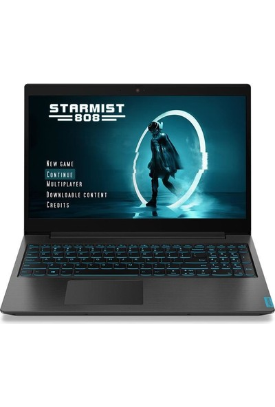 "Lenovo IdeaPad L340-17IRH Intel Core i7 9750H 16GB 512GB SSD GTX1650 Windows 10 Home 17.3"" FHD Taşınabilir Bilgisayar 81LL000YTX10"