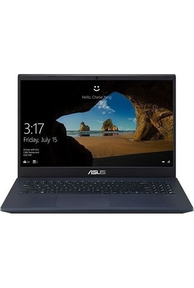 "Asus X571GD-AL106S9 Intel Core i7 9750H 16GB 512GB SSD GTX1050 Windows 10 Pro 15.6"" FHD Taşınabilir Bilgisayar"