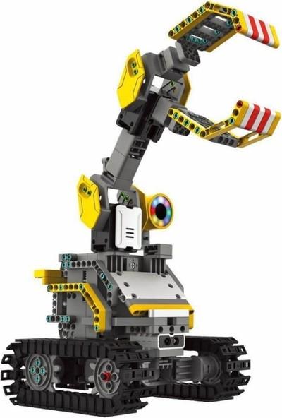 Ubtech Jimu Robot Builderbots Kit Etkileşimli Robotik Yapı Blok Sistemi