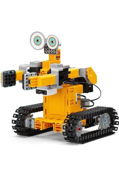 Ubtech Jimu Robot Tankbot App Etkin Kök Öğrenme Robotik Yapı Blok Seti