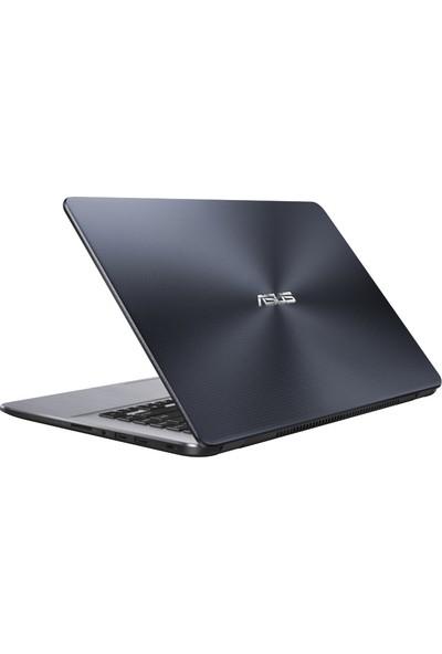 "Asus X505ZA-BQ054 AMD Ryzen 3 2200U 4GB 256GB SSD Endless Os 15.6"" FHD Taşınabilir Bilgisayar"