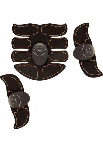 Nivagatore Sixpad Fitness Karın Kası Vücut Kas Geliştirici Egzersiz Spor Aleti
