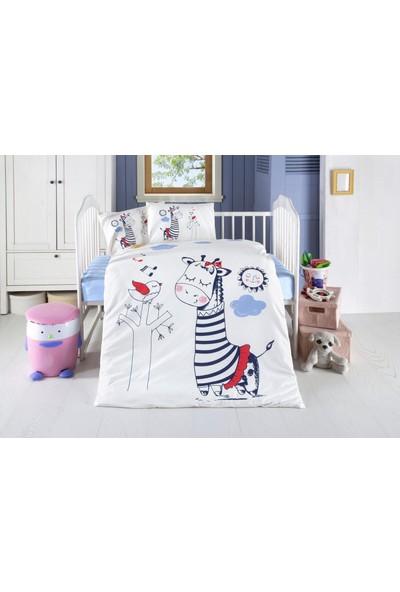 Komfort Home Bebek Uyku Seti Yorgan ve + 2 Yastıklı