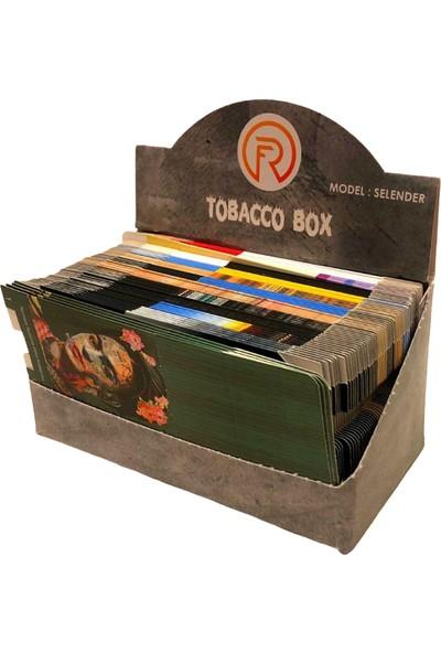 Fireroy Seri A Özel Tasarım Sigara Kılıfı Selender Model