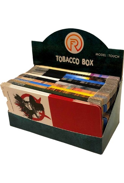 Fireroy Seri A Özel Tasarım Sigara Kılıfı Touch Model