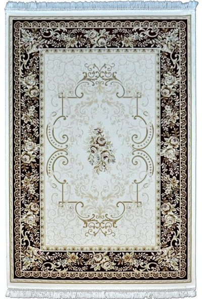 Tuğra Divan 6588A 160 x 230 cm Kırmıı