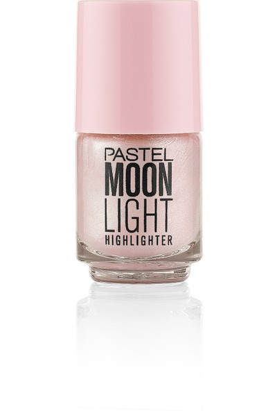 Pastel Moon Light Highlighter - Likit Aydınlatıcı 4.2ml