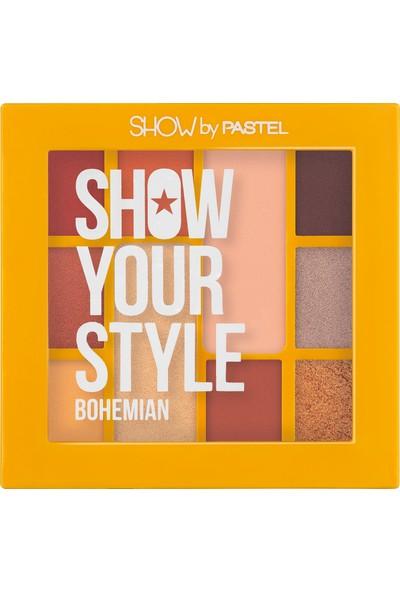 Pastel Show Your Style Bohemian Far Paleti