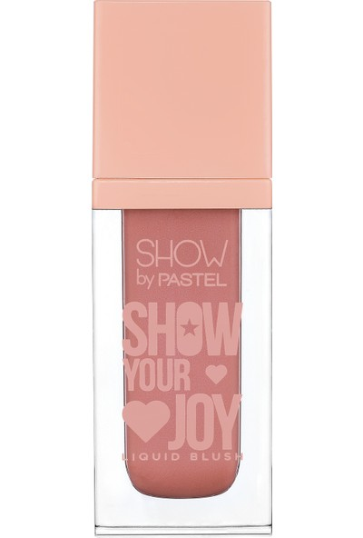 Pastel Show Your Joy Liquid Allık