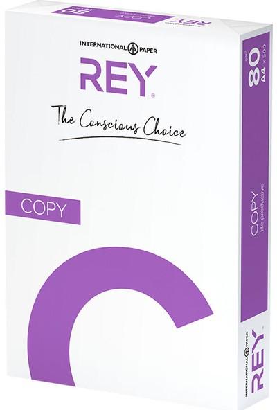 Rey Copy Fotokopi Kağıdı 500 Sayfa 80 gr 4'lü