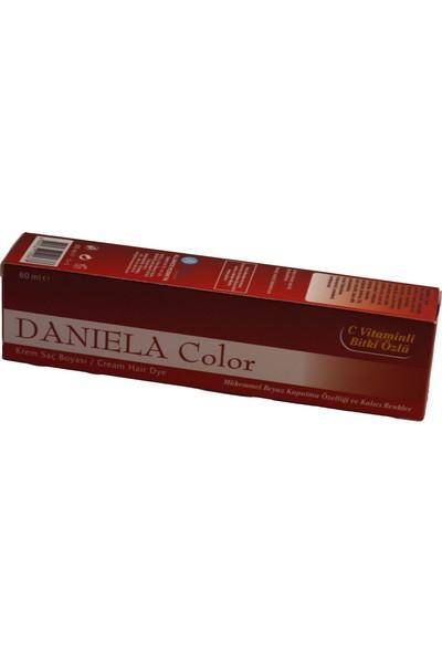 Daniela Color Krem Saç Boyası 11.02 Ultra Açık Küllü Platin
