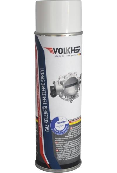 Volkher Gaz Kelebeği Temizleme Spreyi 500 ml Germany