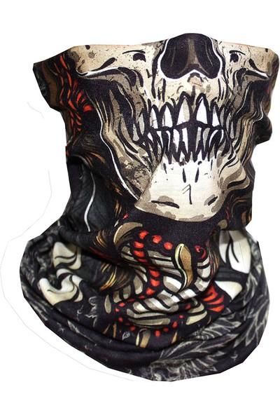 Modaroma Indian Skull Buff
