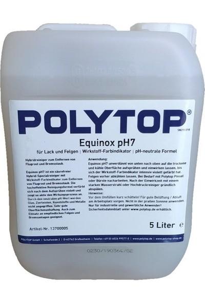 Polytop Equinox Ph7 Demir Tozu Temizleyici 5lt