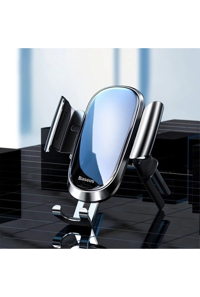 Baseus SUYL-BWL01 Future Gravity Yuvarlak Havalandırma Araç Tutucu