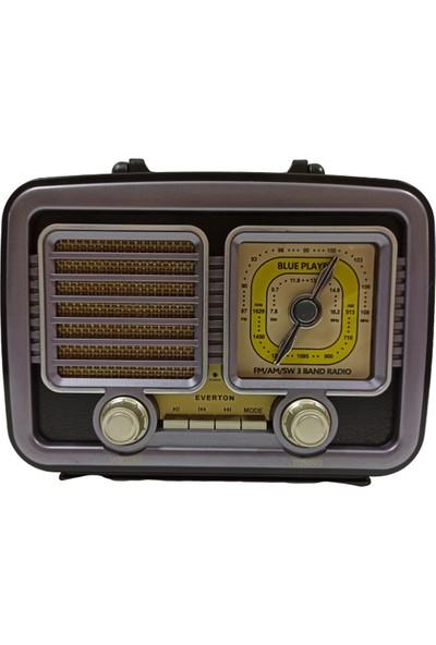 Everton RT-832 Nostaljik Bluetooth Radyo