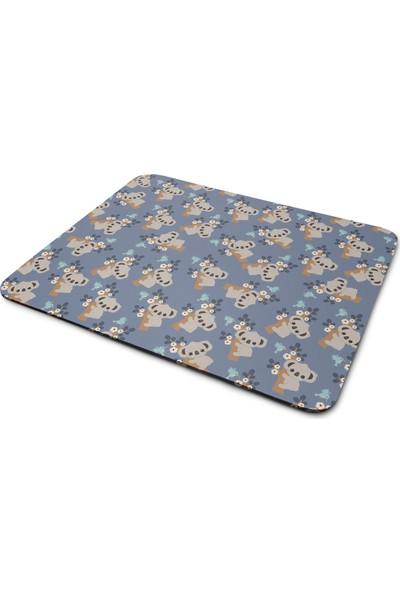 Cupgel Cpart Koala Desenli Dikdörtgen Mouse Pad