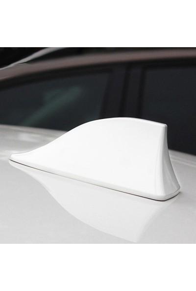 Uzay Volkswagen Uyumlu Beyaz Balık Sırtı Anten