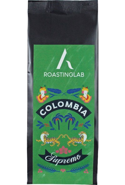 A Roasting Lab Güney Amerika Kahveleri Deneme Paketi Aeropress 50 gr