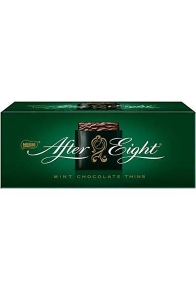 Nestle After Eight Nane Dolgulu Bitter Çikolata 200 gr - 12 Adet
