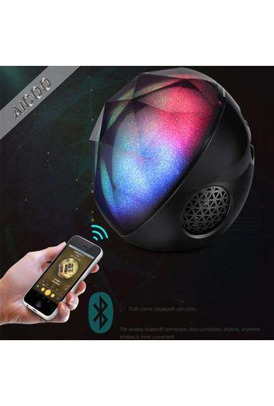 Everest HT11 Renkli Bluetooth Hoparlör