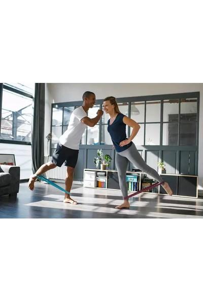 Domyos Mini Pilates Bandı 3 Lü Vücut Şekillendirme Kas Geliştirme Domyos