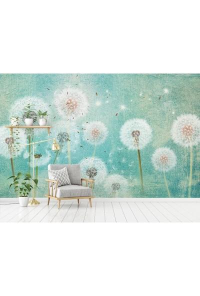 Dijiwork Pamuk Çiçekler Duvar Posteri